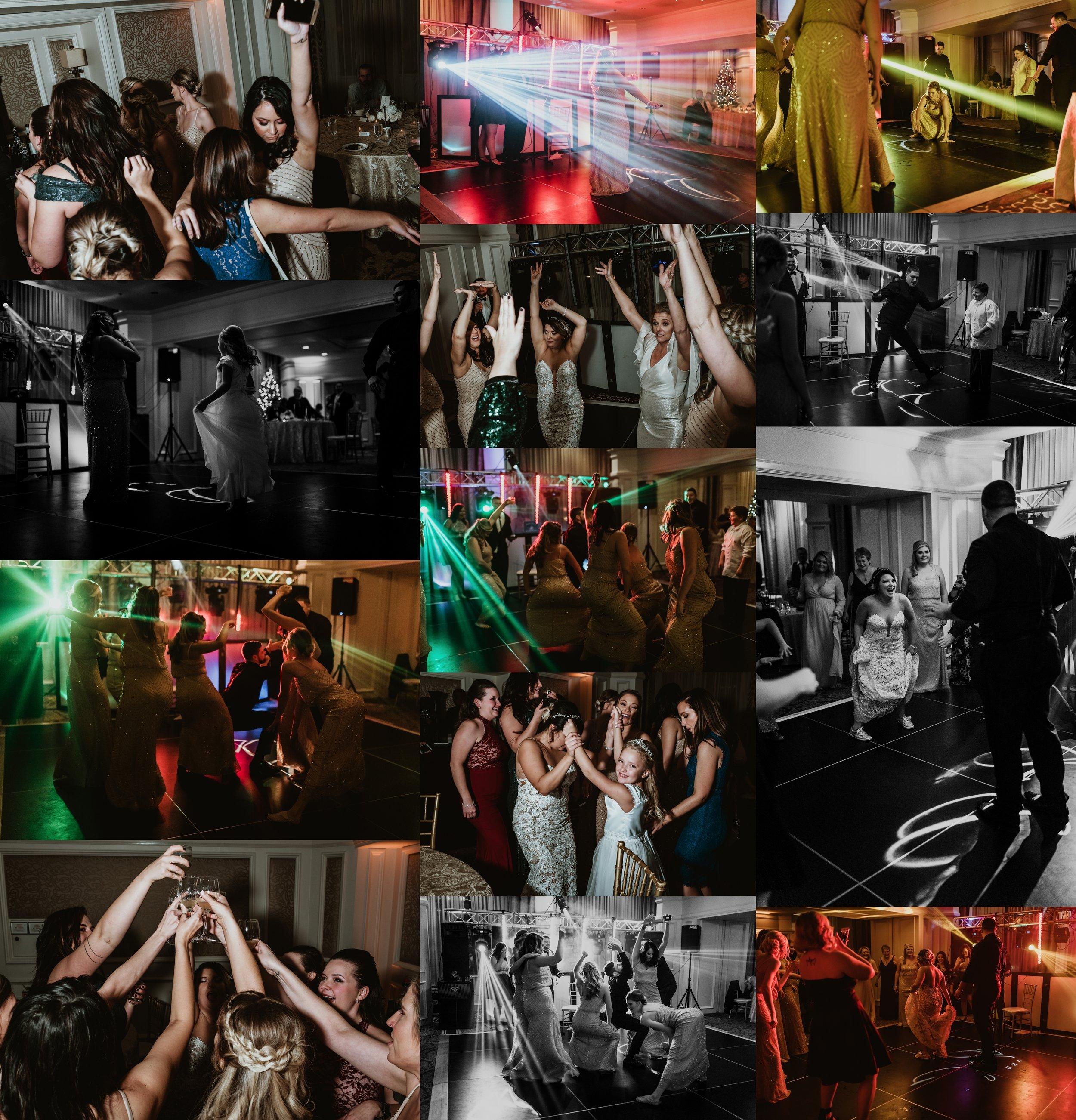 Classic Vintage Wedding   Ritz Carlton Atlanta, Georgia   Terry Farms Photography   Dance Reception Fun