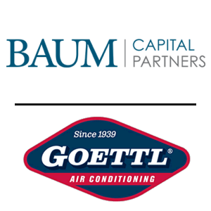 July, 2018: Baum Capital Partners acquires Goettl Air Conditioning (Southwest U.S.)