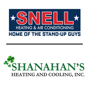August, 2019:  Snell Heating and Air partnership with Shanahan's Heating and Cooling  (Fairfax, VA)