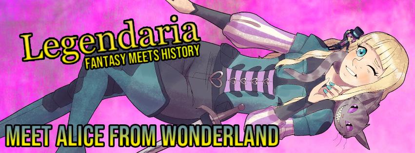 Alice from Wonderland - Legendaria Banner.jpg