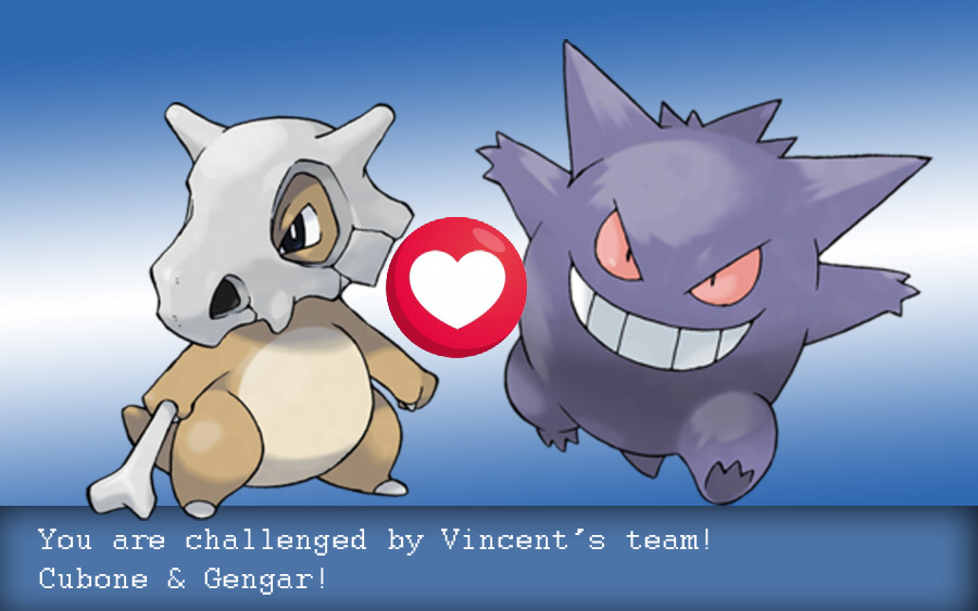 Team Vincent Pokemon Cubon and Gengar.jpg