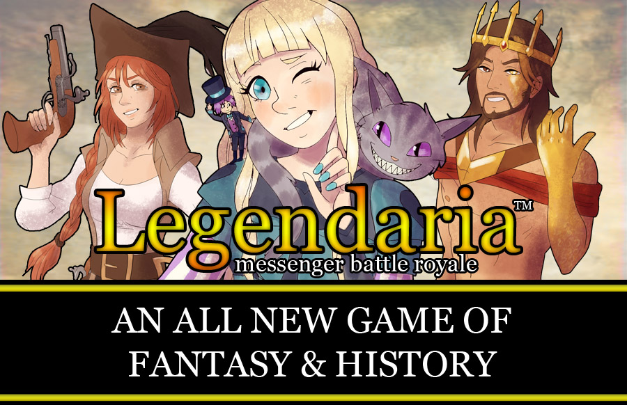 Legendaria™ Text RPG - Looking to play a tabletop RPG from your phone?