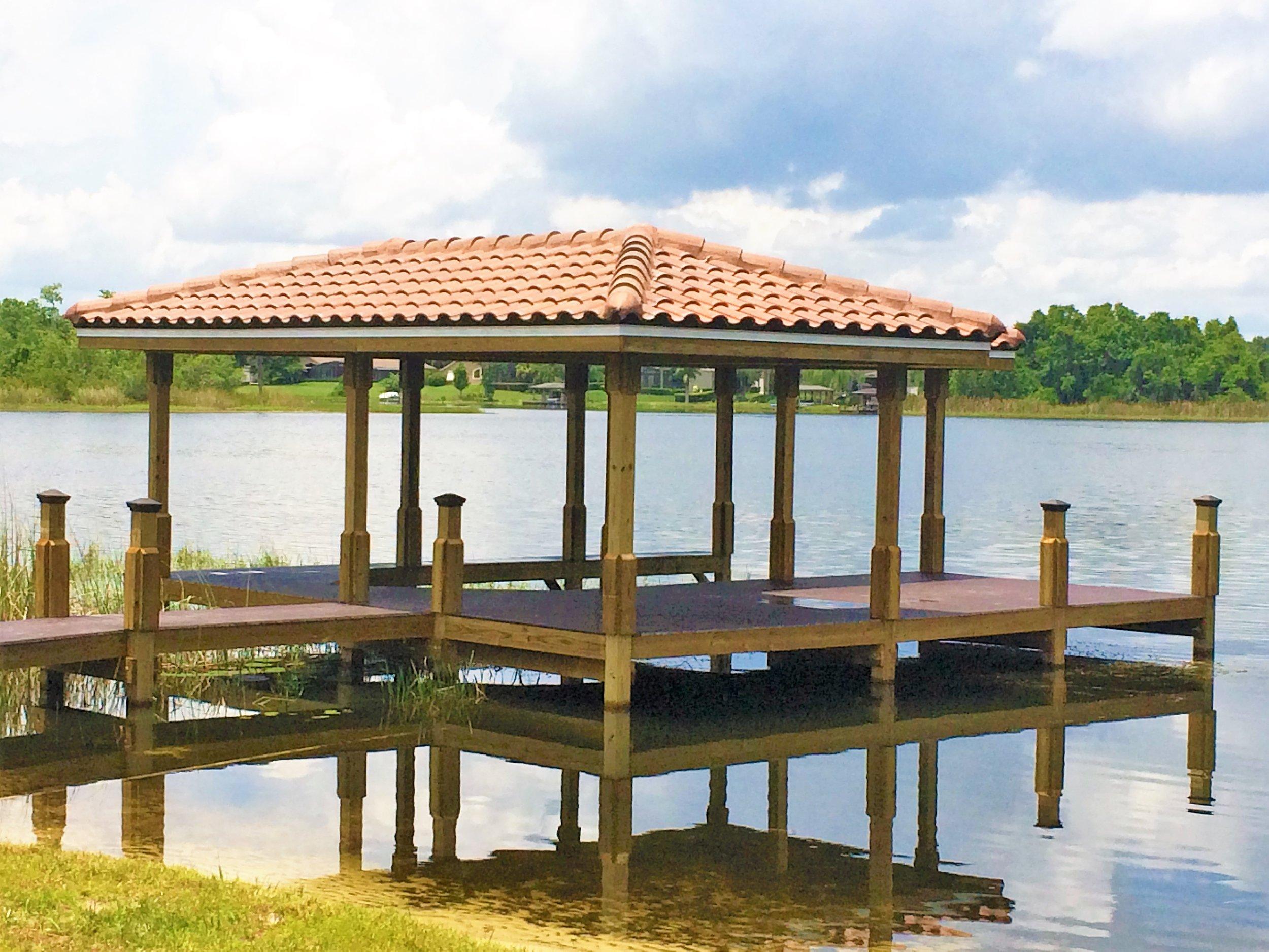 Boathouses -