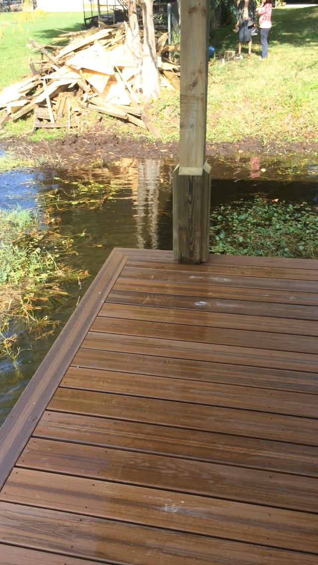 Orlando, Florida Dock