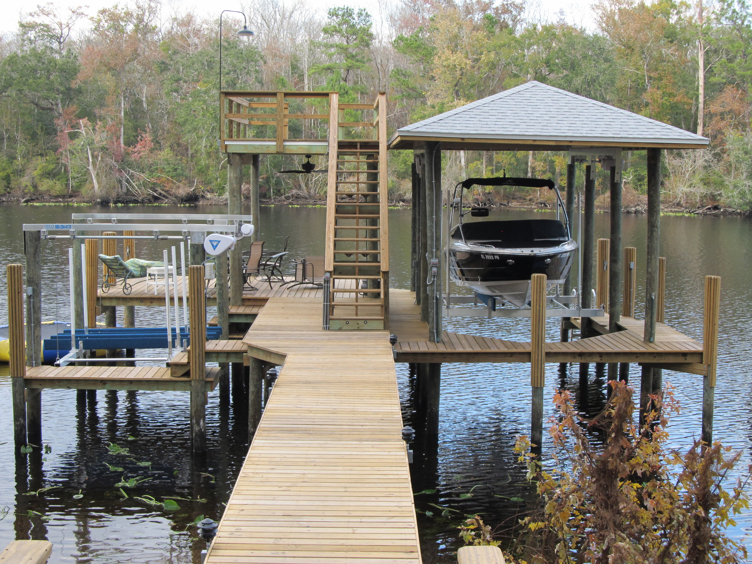 Boat Lifts -