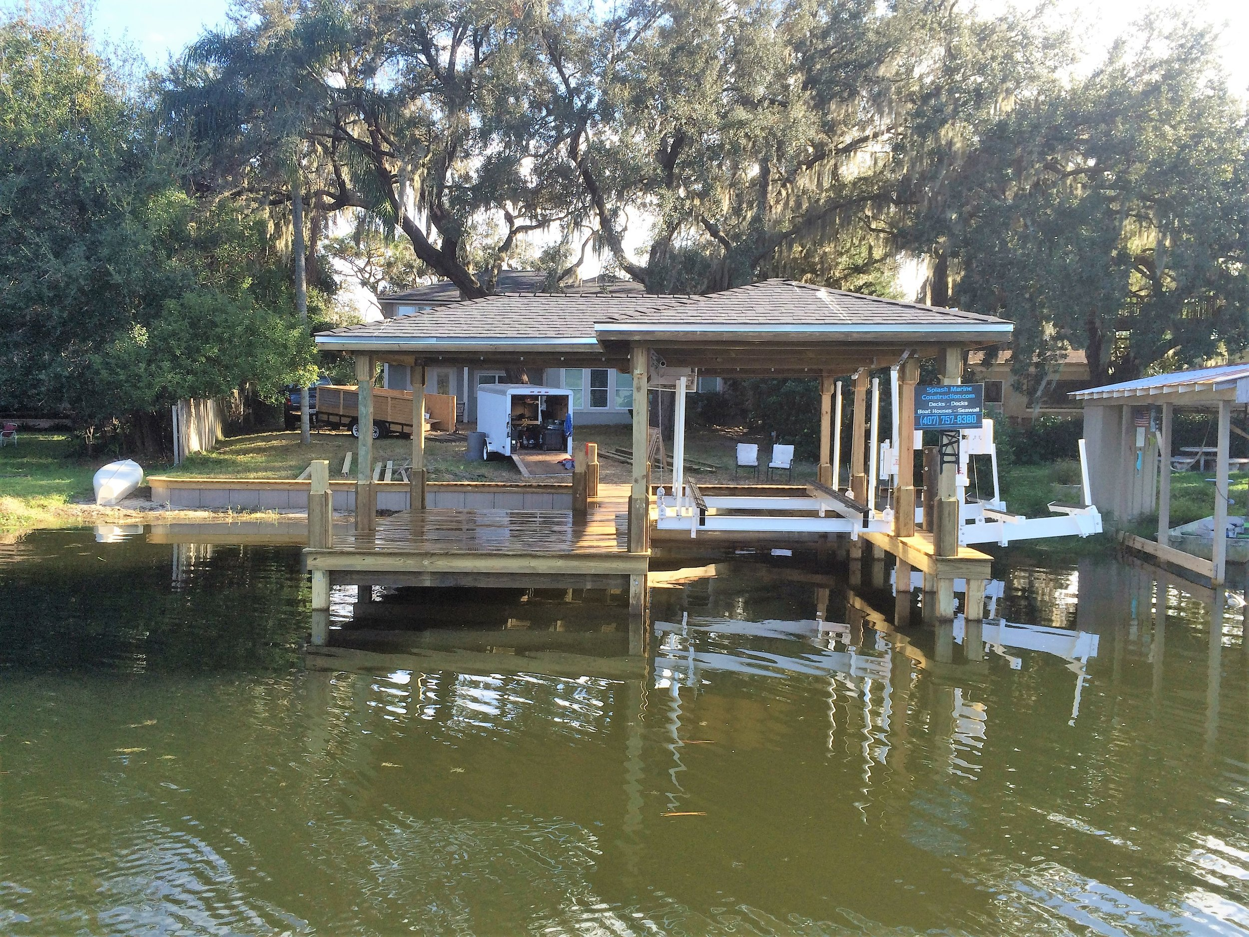 orlando florida boat lifts