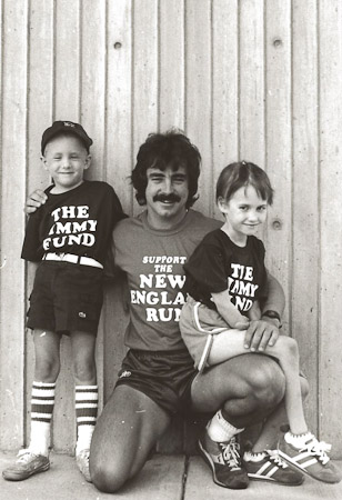 Dave McGillivray - Jimmy Fund