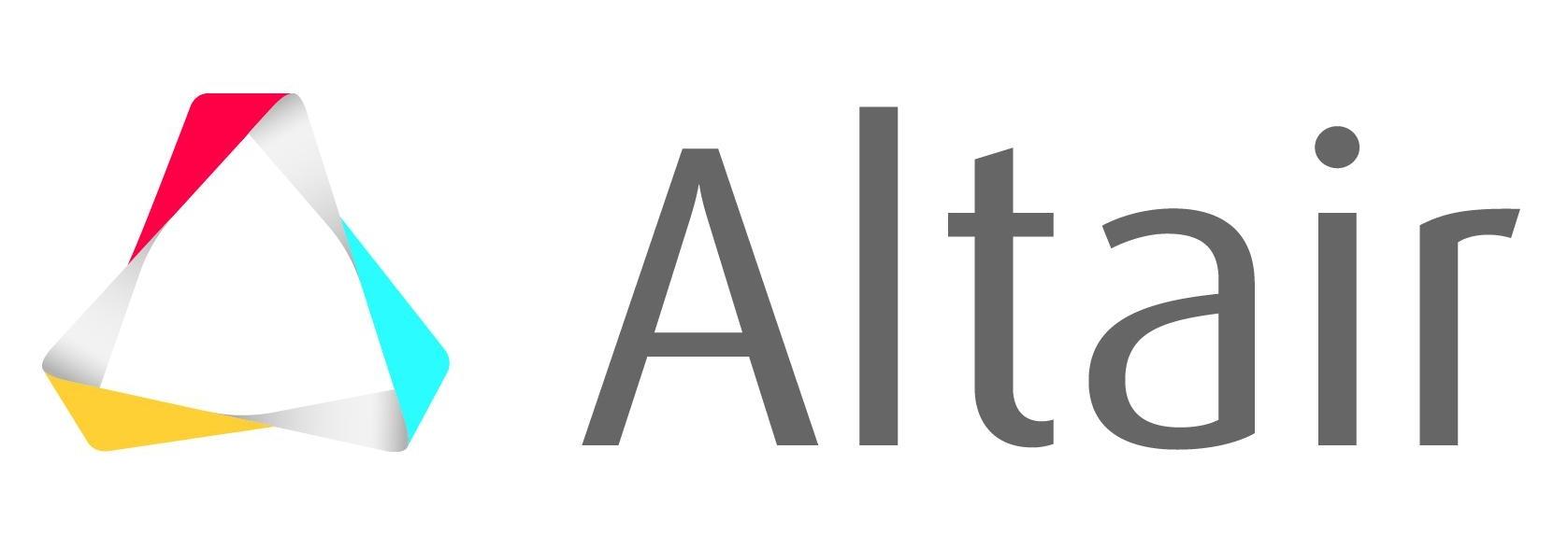 Altair Engineering - Gold Level Sponsor