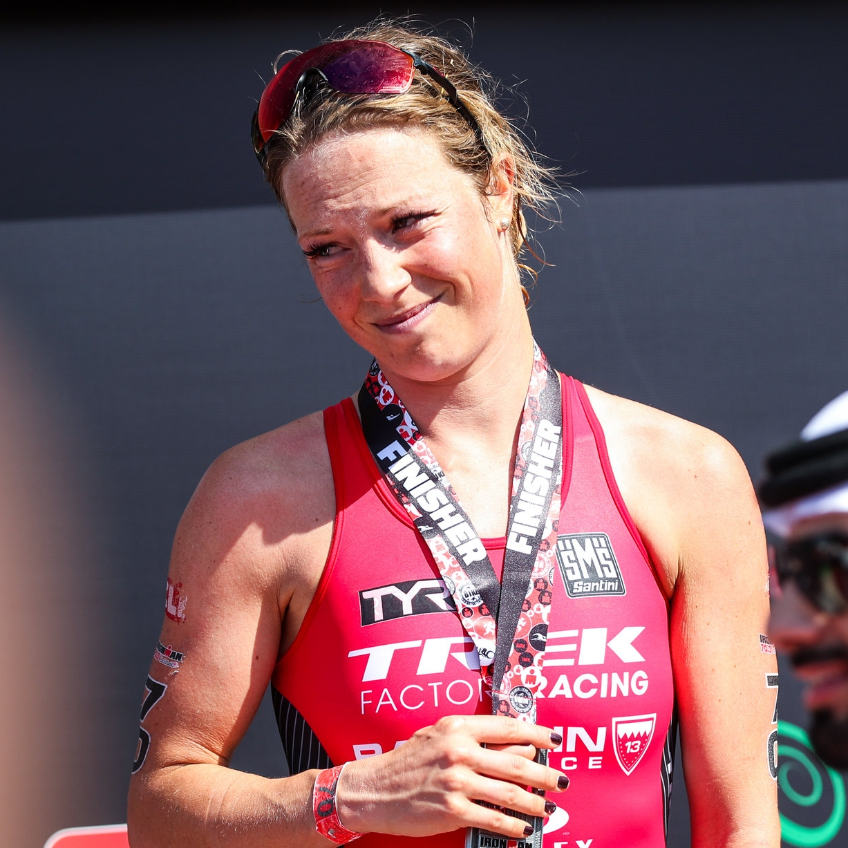 HOLLY LAWRENCE   Ironman 70.3 World Champion