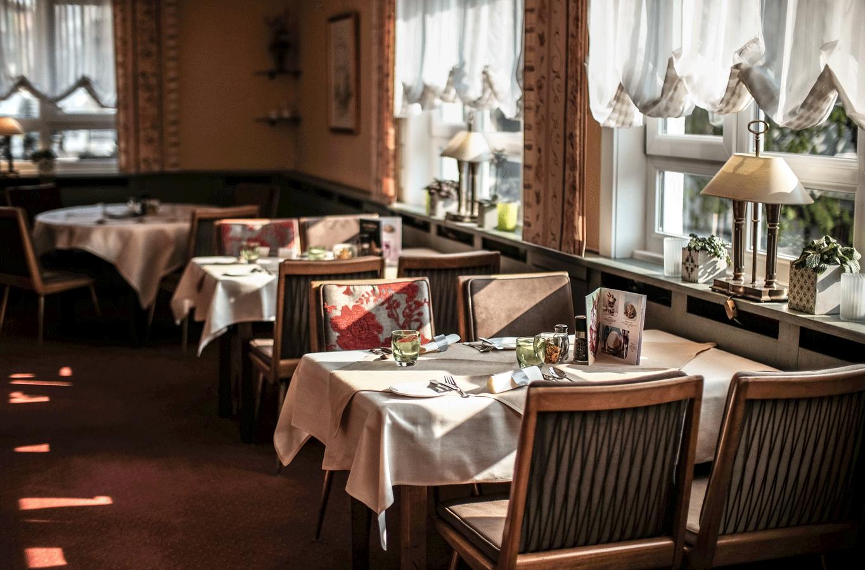 Restaurantund Bar -