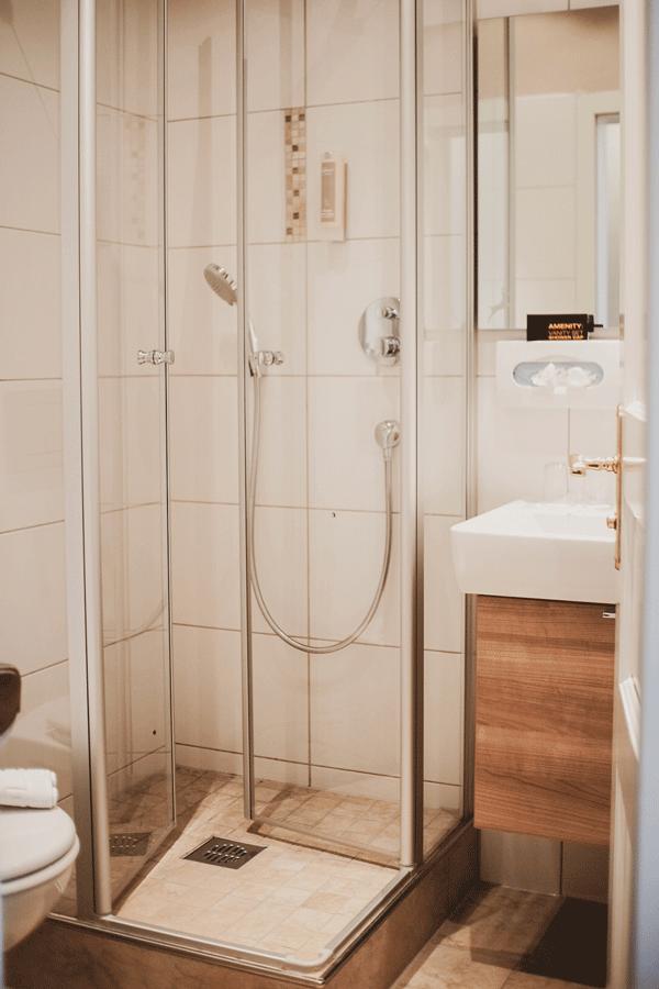 Doppel Eco Dusche