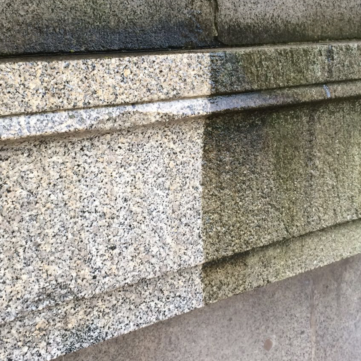 Masonry Cleaning - RD Wright