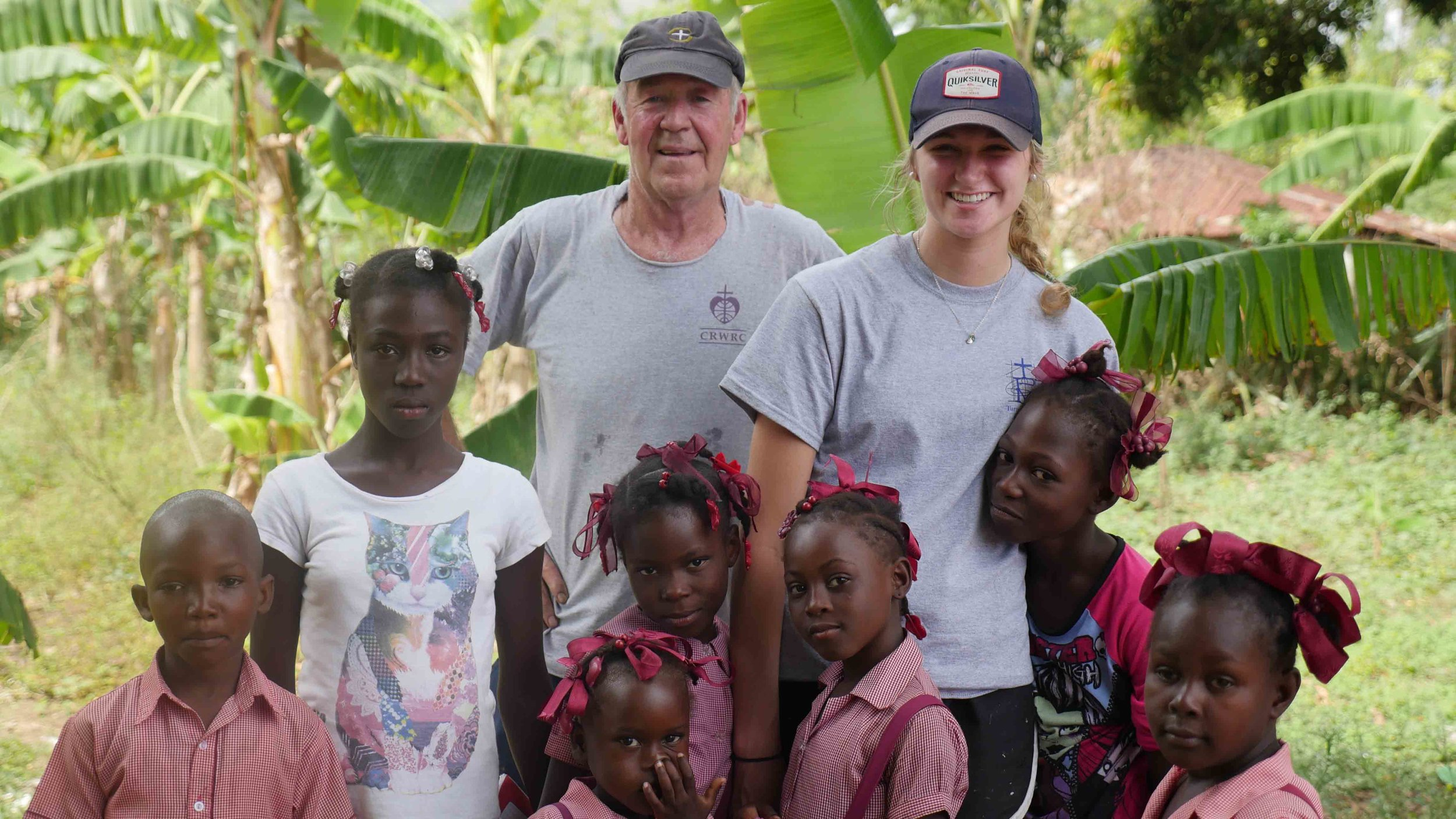 Turning Point Missions Team in Haiti