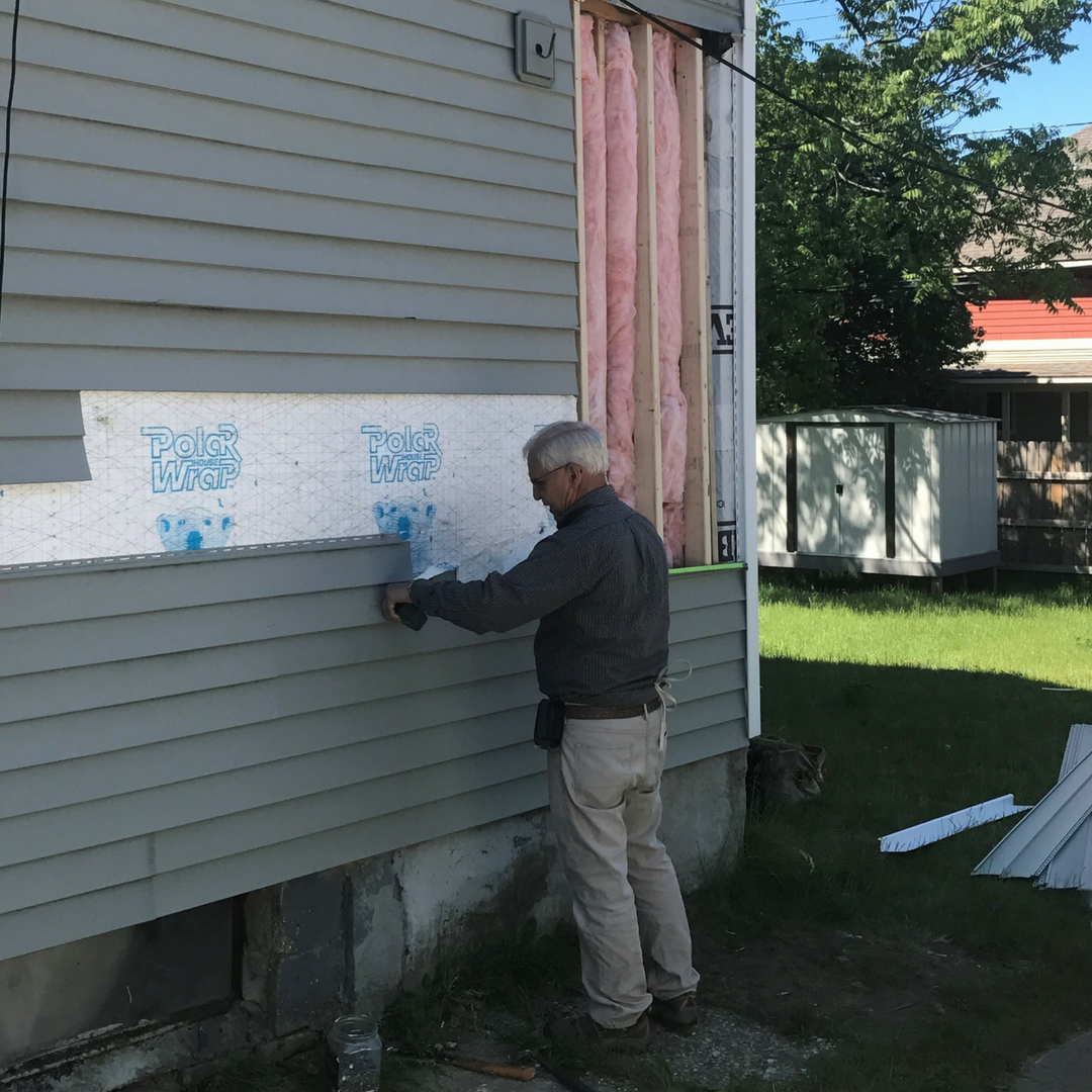 Turning Homes - Siding a Home in Grand Rapids, MI