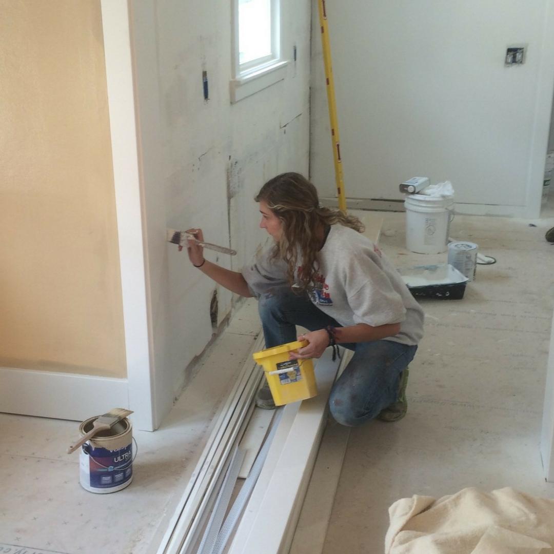 Turning Homes Volunteer