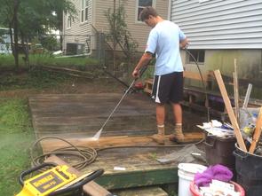 Renovating a Home in Grand Rapids, MI