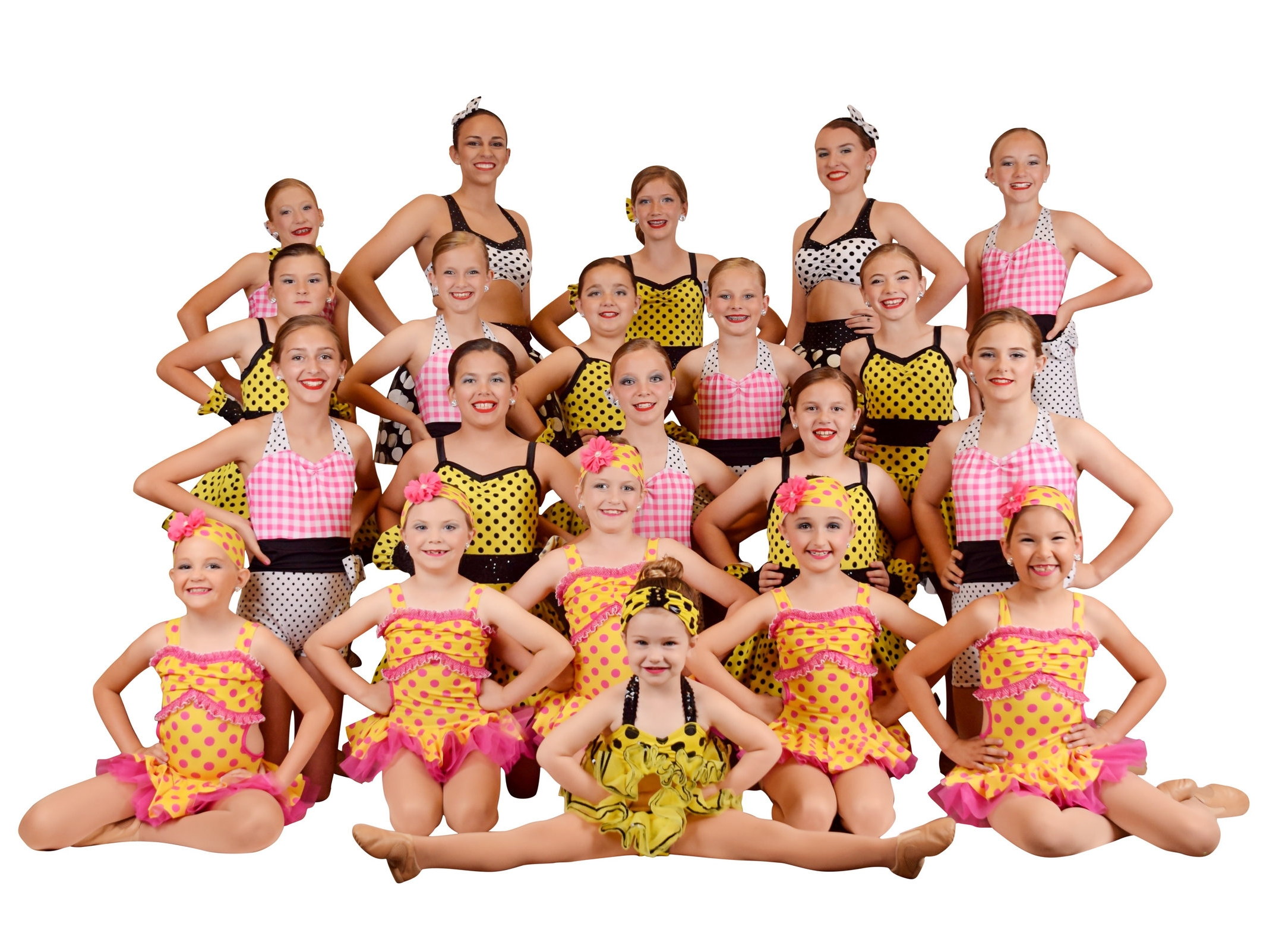 Sparklers Companies - Competitive Dance (5 & UP)