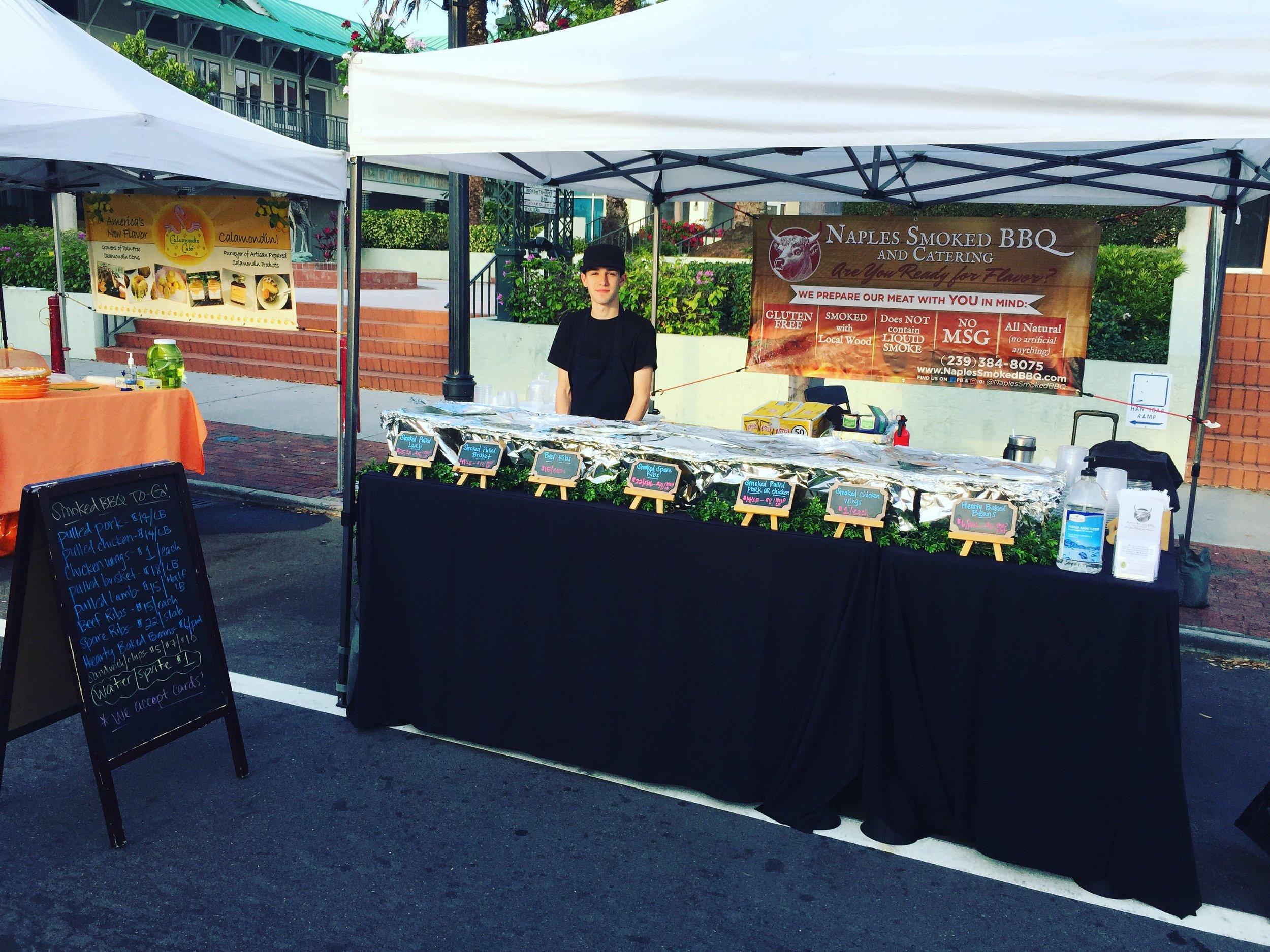 Market Day at Third Street South!