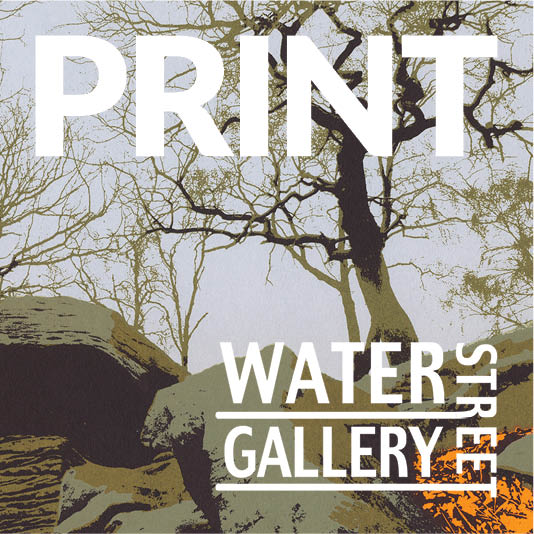 Todmorden - Prints by members of West Yorkshire Print Workshop & Water Street Gallery