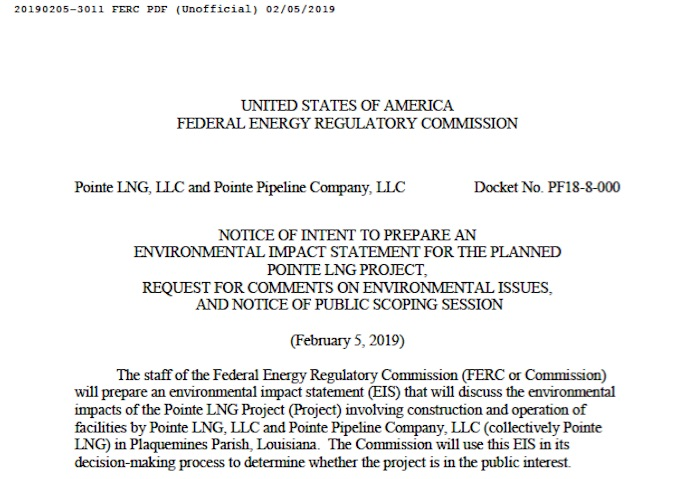 FERC NOI for EIS dtd 5 Feb 19.jpg
