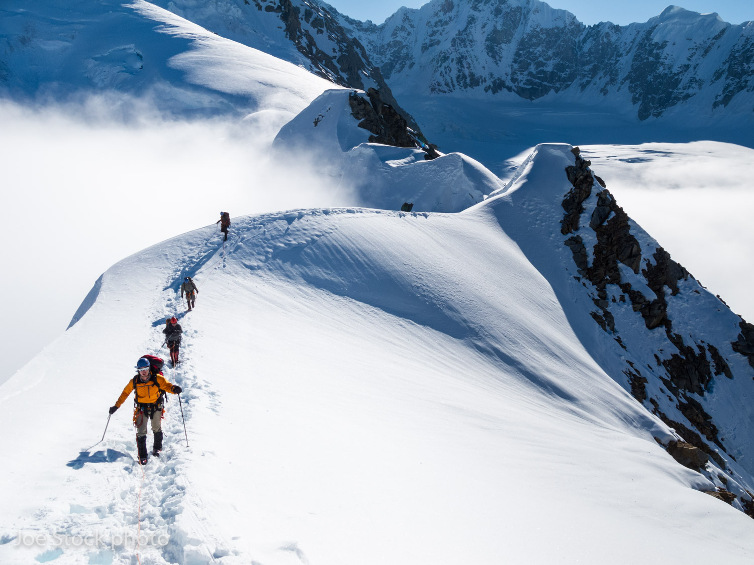 Alaska Mountaineering -