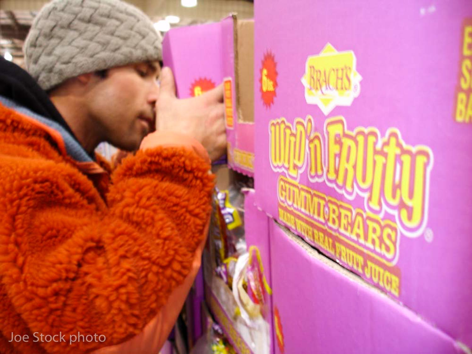 Shopping for endurance food for the backcountry athlete.