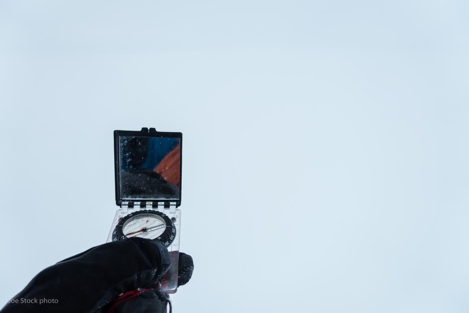 "Phones are the new norm for navigation. At least that's what I was starting to believe. I was more talk than action. It had been a while since I'd done any real whiteout navigation.  On this day a thin, bright fog settled onto the Yentna Glacier and I started walking in a circle of vertigo. I squinted at the Gaia route on the iPhone's washed out screen, but could see nothing. I raised my glasses in the blinding glare for a brief glimpse and was reminded that iPhones are not reliable for navigation. Not only because they are hard to read in bright conditions, but because they freeze up quickly, the screen doesn't work in wet conditions and water can ruin them. As Elliot said, ""The iPhone works when you don't need it.""  I got the job done by using the iPhone to set a bearing on my compass. The compass needle is easy to read in the glare. When the fog lifted my track was a perfect straight line from the compass bearing."