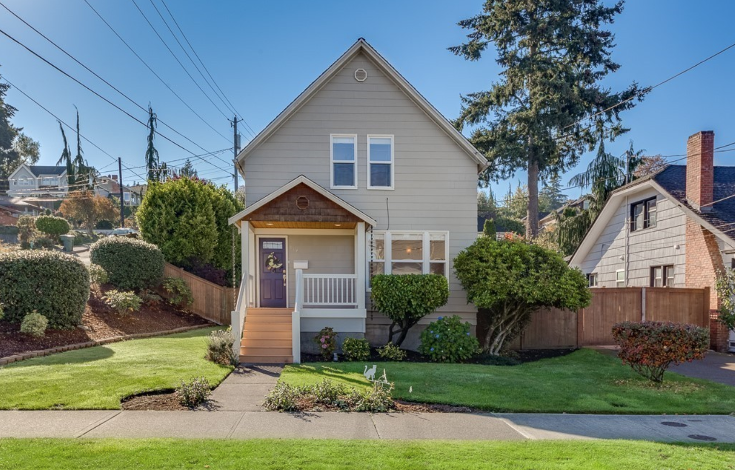814 33rd Street - Everett, WA // SOLD