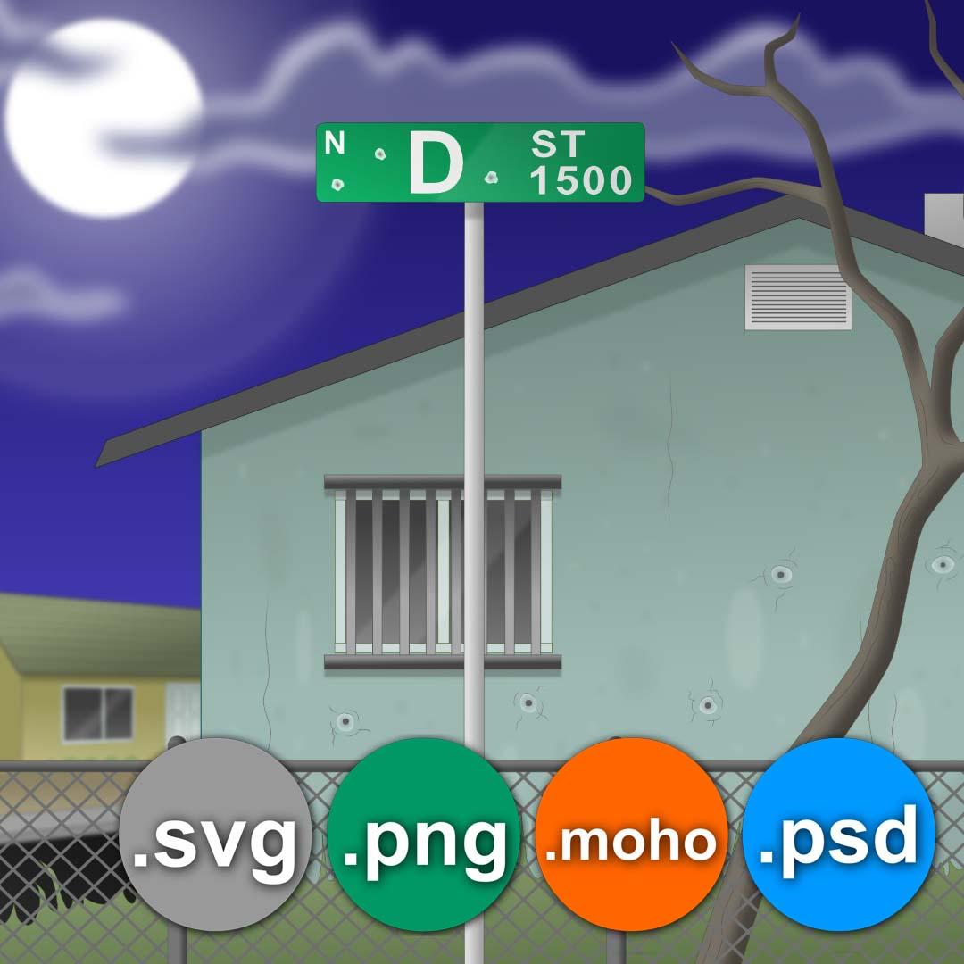 Sketchy House - square.jpg