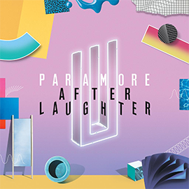 Mini Review - After Laughter - Paramore
