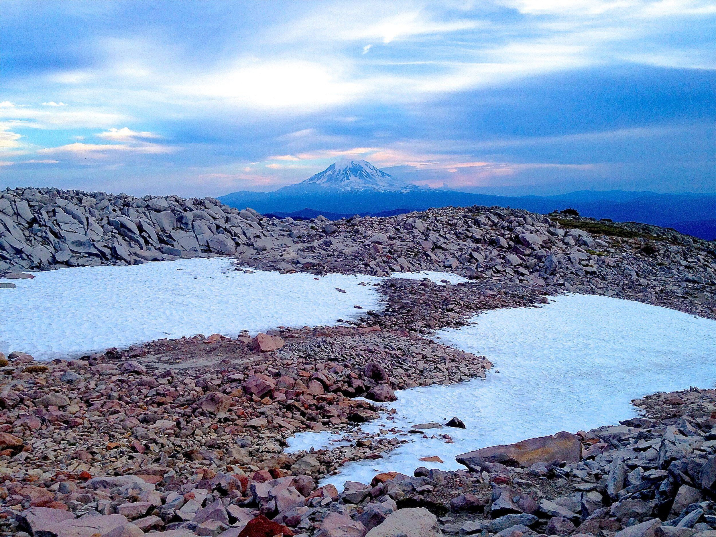 GOAT ROCKS WILDERNESS, (MT. ADAMS) , WASHINGTON