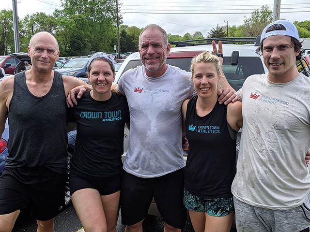Our CTA team did an outstanding job at @battleoftheagescomp. Thanks to @crossfitpineville for hosting and putting on a phenomenal event! . . . #charlotte #charlottefitness #plazamidwood #elizabeth #uptown #clt  #fitness #fitspo #crossfit  #crossfitcommunity