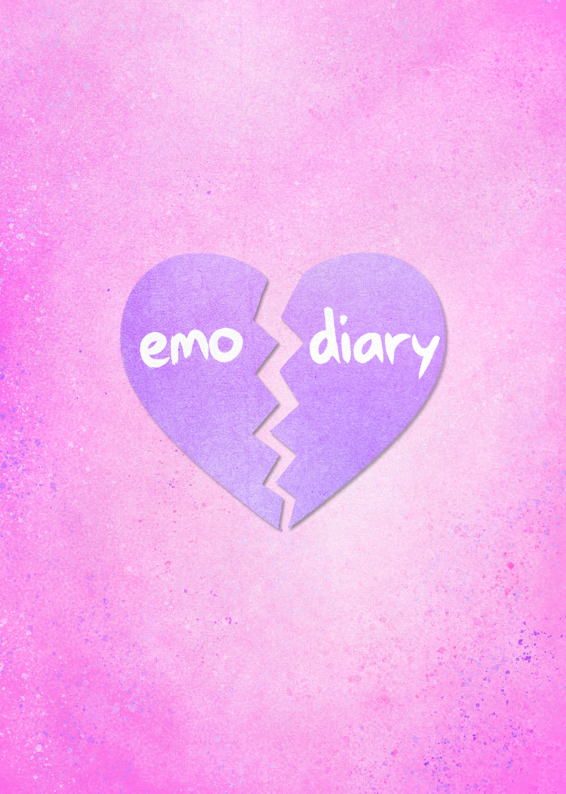Animations for Emo Diary Instagram and Twitter