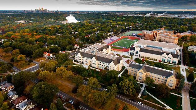 University of St. Thomas -