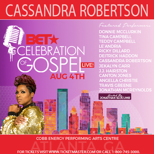 BET | Celebration Of Gospel - August 4, 2017 - Live!