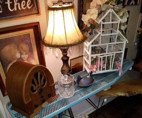 Some of Junktique Alleyways trove of treasures!