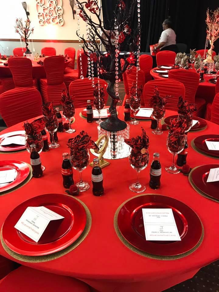 red paradiseball tablesetup.jpg