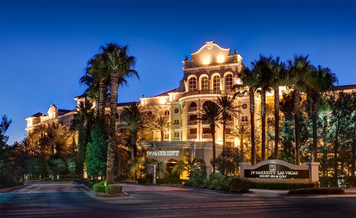 JW Marriott Las Vegas Resort & Spa   221 N Rampart Blvd, Las Vegas, NV 89145