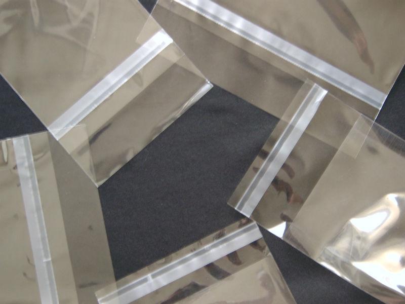 Lip-N-Tape Resealable Bags