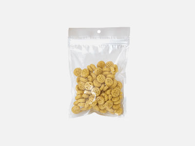 Tamper Evident Zip Pouches