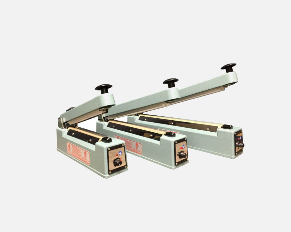 KF-Series Hand Sealers w/ Cutter