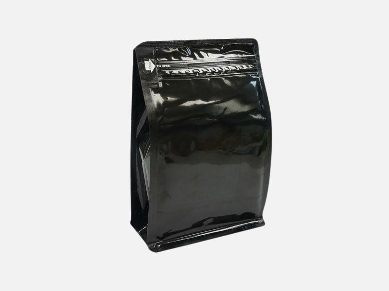 16oz (450g) Square Bottom Bag w/ E-Zip
