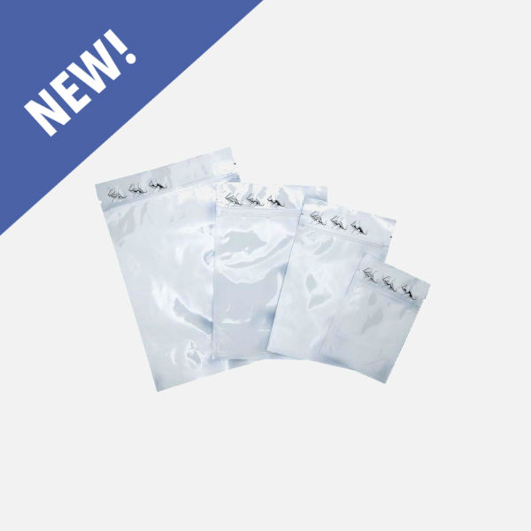Child Resistant Stand Up Pouches