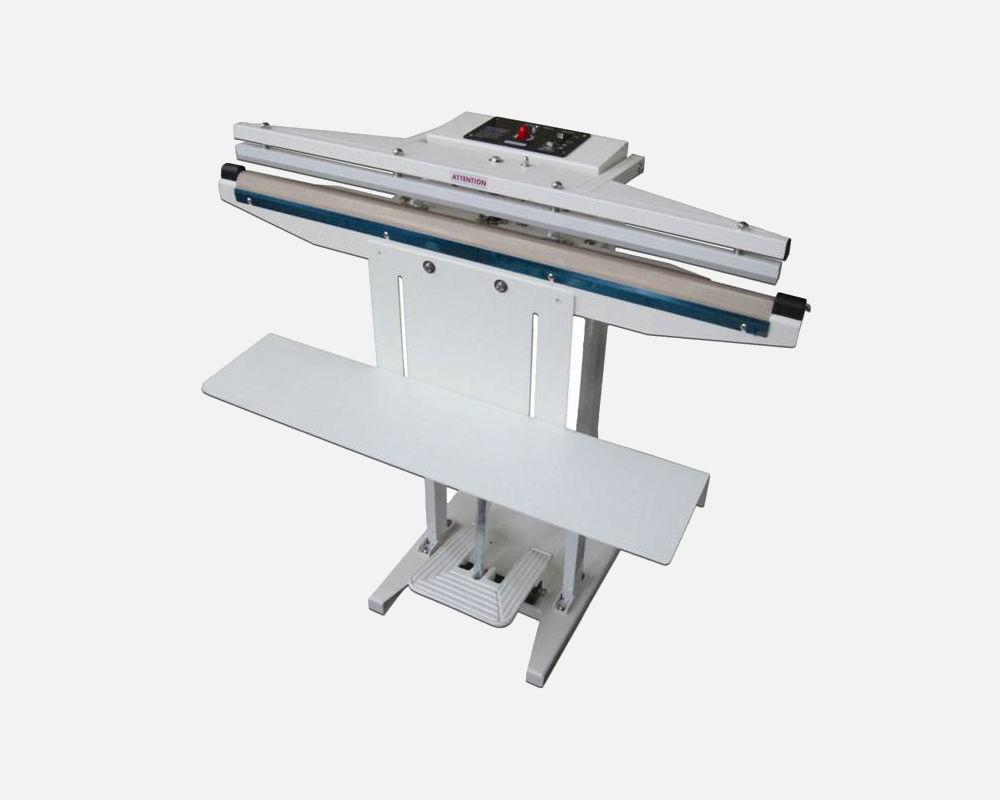 "WN-900C 35"" Foot Sealer w/ Sliding Cutter"