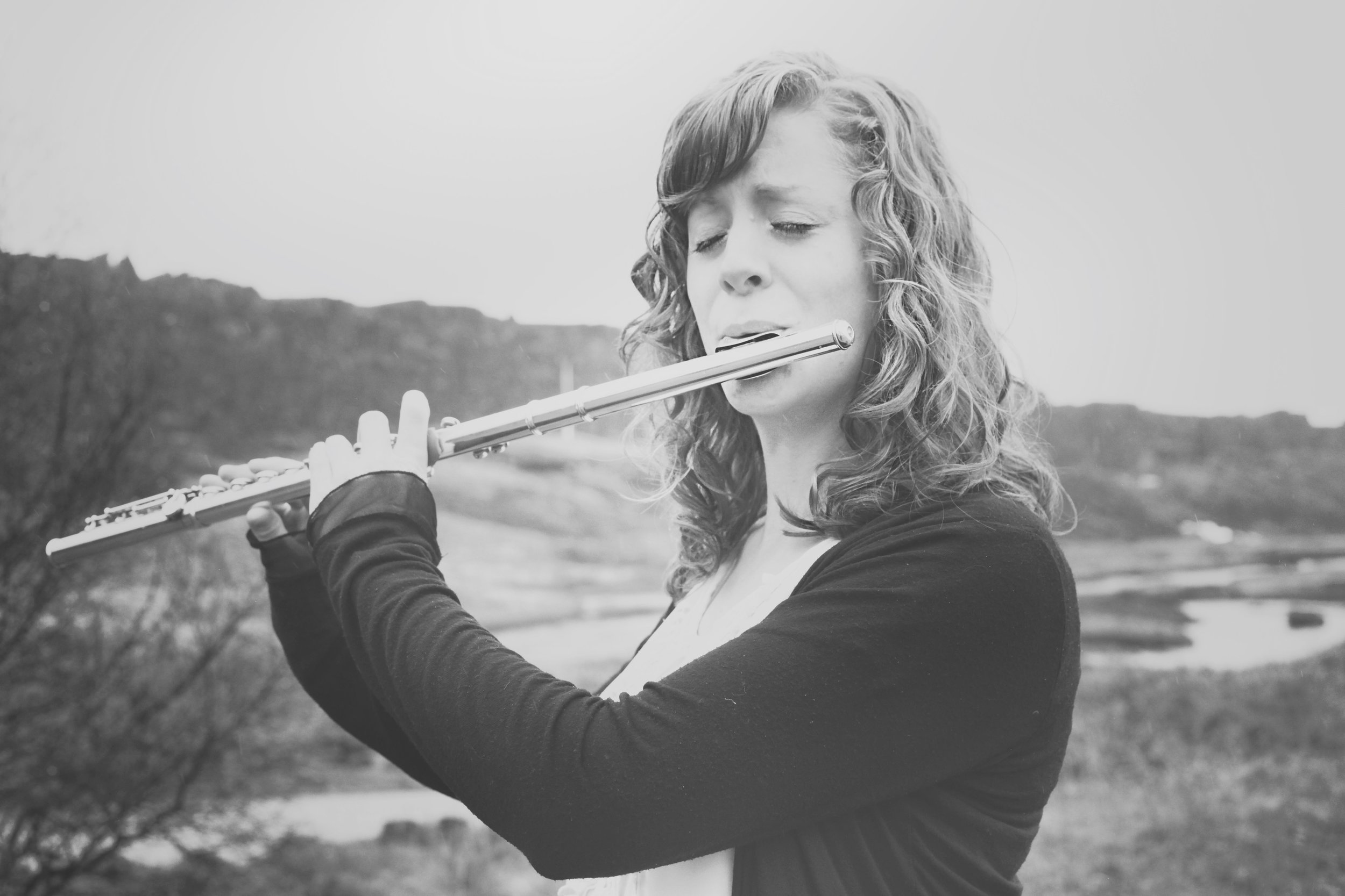 Karen Brubaker (USA) - KAREN holds a Master's degree in Flute Performance from Bern University of the Arts in Switzerland. One of her passions is using music to connect with people across different cultures, disciplines, faiths, and social statuses. Karen has fun exploring & teaching beatbox flute, loves traveling to new places, and relishes connecting with friends over a good, strong cup of coffee.