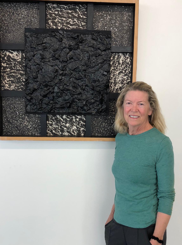 June Wayne Exhibition at MB Abram Galleries