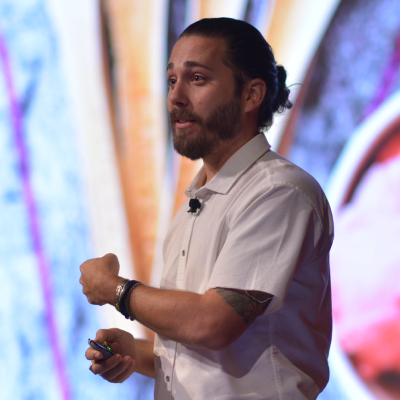 DANIEL TAJ - Co-founder of Dudebox