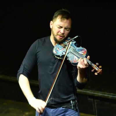 DR. DRAW - Violonist