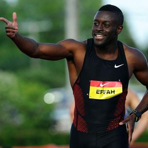 SAM EFFAH - Mentor, Speaker, and Elite Sprinter