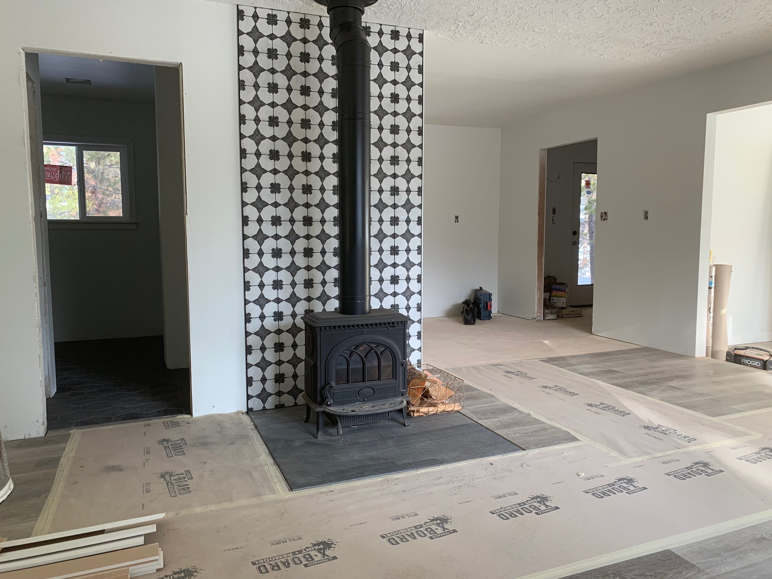Fireplace Installation Bellingham Wa Gas Pellet
